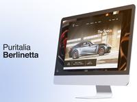 Puritalia Berlinetta - Concept Mock-Up