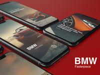 BMW Concept + Mock Up