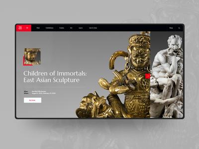 The Met Museum Redesign Concept