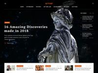 Art Portal Website Redesign