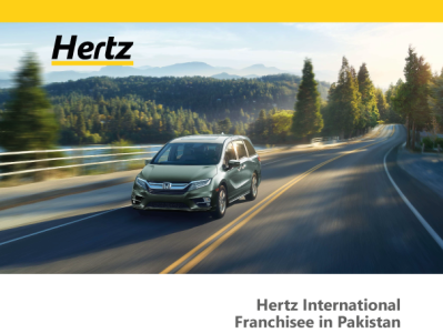 Hertz Ads Design