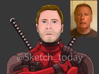 Deadpool Custom Character