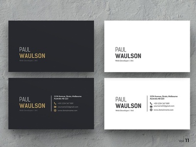 Business Card business card templates business card template indesign minimal icon illustration card template logo businesscards elegant cards design template business