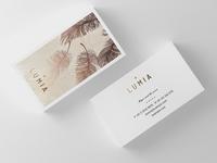 LUMIA Business Card Template
