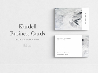 Kardell Business Cards