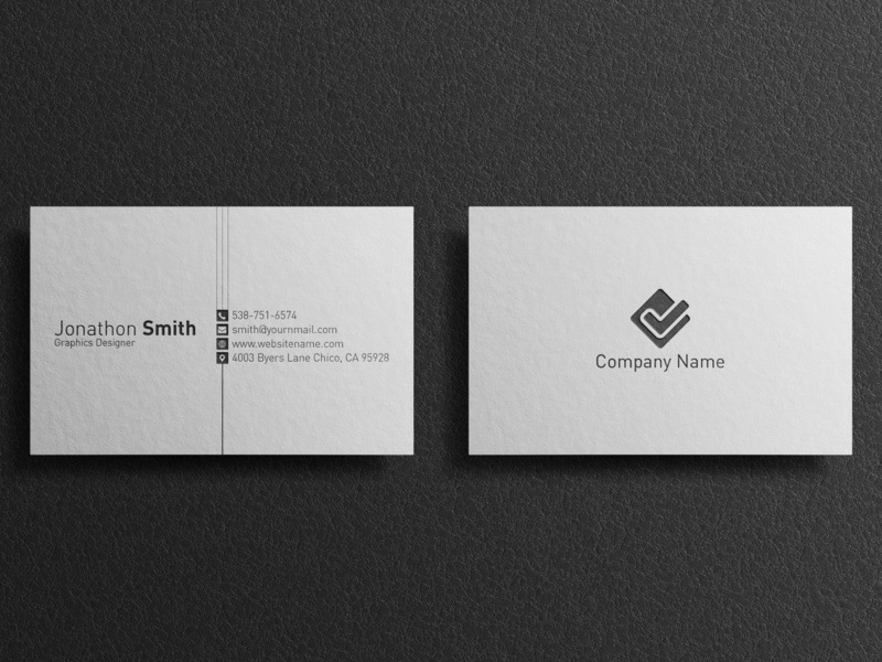Corporate Business Card business card templates business card business card template white indesign minimal icon illustration card template logo businesscards elegant cards design template business corporate corporate business corporate branding corporate business card