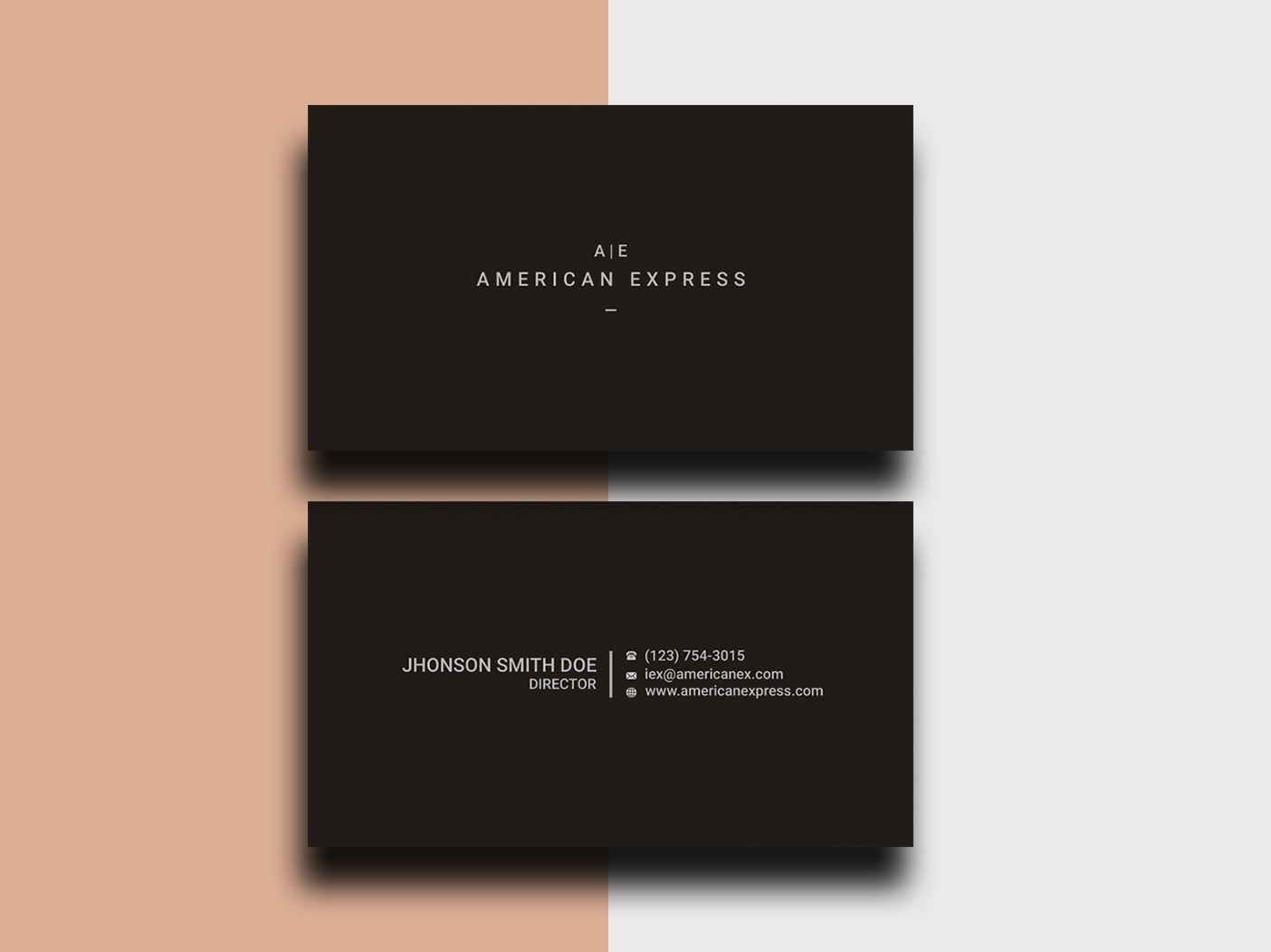 Black & White Business Card print design print corporate branding business card business card template white indesign minimal business card templates icon illustration card template logo businesscards elegant cards design template business