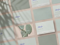 Stylish Business Card • Odette