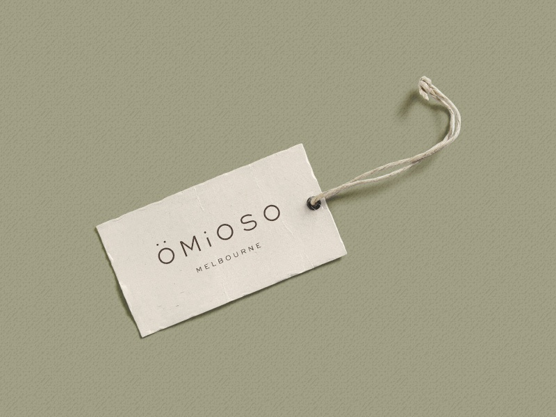 omioso clothing tag mockup by yitz rapp dribbble