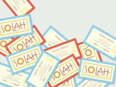 Solah   Business Cards