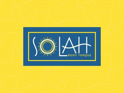 Solah   Primary Logo Reversed