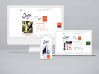 Webdesign pour Qaou
