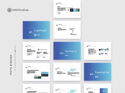 Notilo Plus Charte Graphique