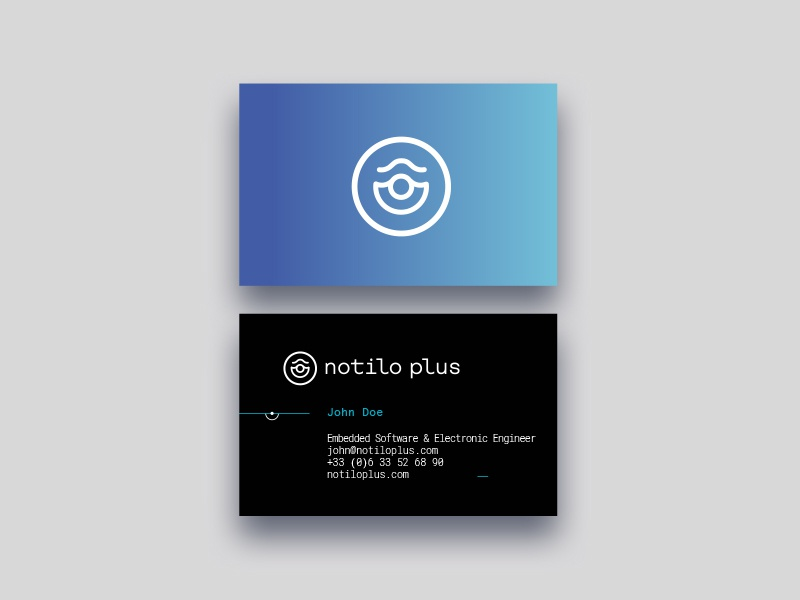 Notilo Plus Carte De Visite