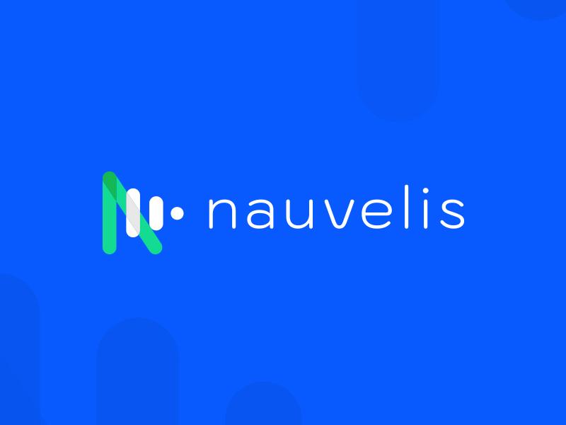 Nauvelis logotype