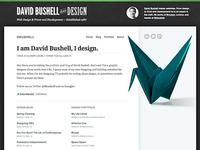 dbushell.com v6