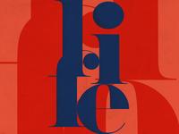 Life_Typography