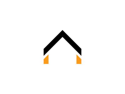 ЮВЕ-ДАХ mark badge logo smart logo minimal minimalist logo branding brand identity vector modern logo logo designer logo design logo mark identity designer identity design identity icon home logo home house logo house