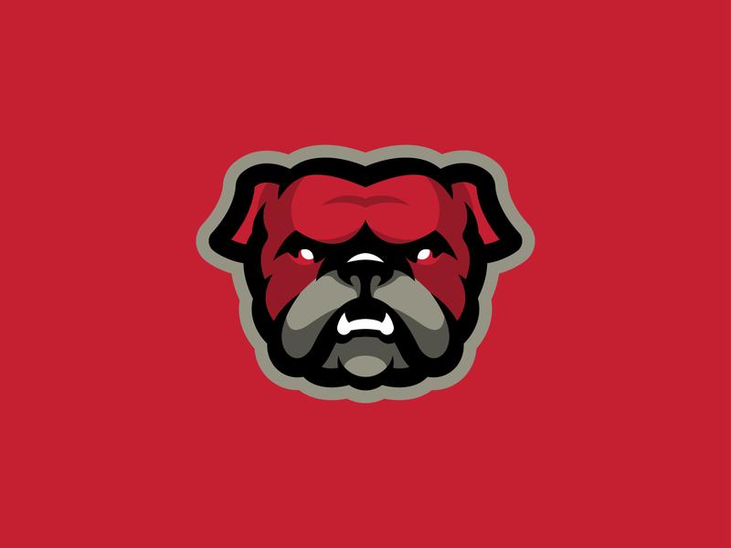 Bulldog logo mascot | For sale dog logo dog identity pitbull youtube logo twitch logo streamer logo esport logo esports sale logos sale logo sale for sale logo for sale branding mascot mascot logo logo mascot logo bulldog