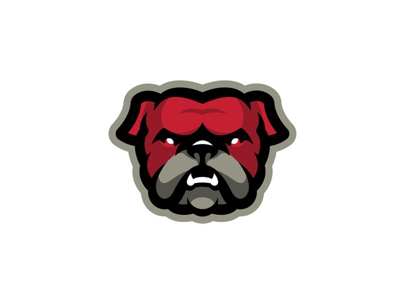 Bulldog logo mascot | For sale youtube logo twitch logo streamer logo sale logos sale logo sale pitbull mascot logo mascot logo mascot logo for sale logo identity for sale esports esport logo dog logo dog bulldog branding