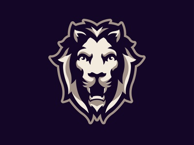 LION branding cat sport mascot logo esport logo lion logo lion king lion head lion illustration gaming esports esport e-sport design character brand badge angry