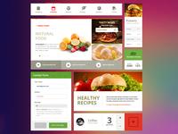 Food Mockup Design