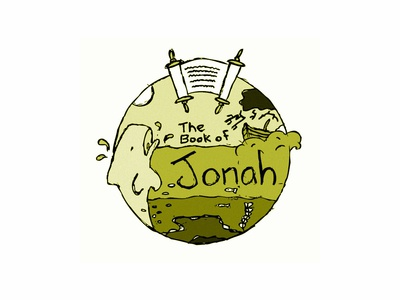 Book of Jonah Illustration