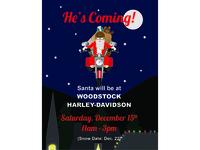 Woodstock Harley-Davidson Christmas