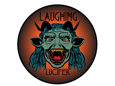 Laughing Lucifer Coaster