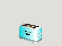 Toaster Video