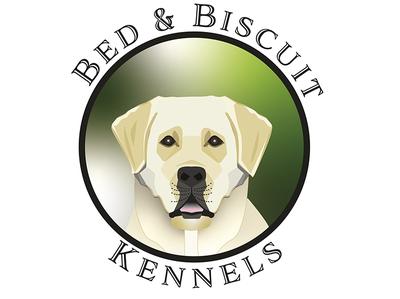 Bed & Buscuit Kennels Logo by Kelly Ann Raver on Dribbble