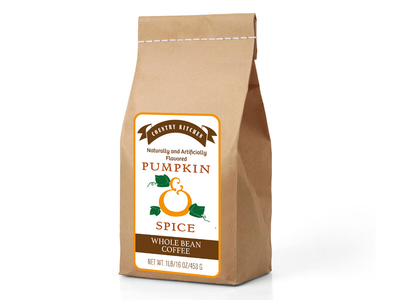 Pumpkin & Spice Coffee