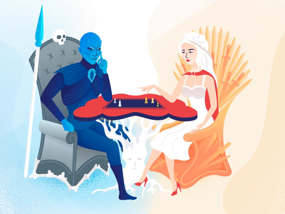 Chess Game of Thrones