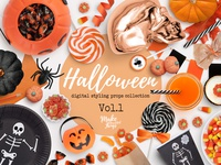 Halloween Scene Creator Vol.1