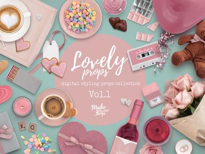 Lovely props Scene Creator Vol.1