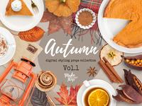 Autumn Scene Creator Vol.1