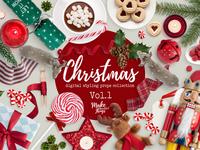 Christmas Scene Creator Vol. 1