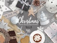 Christmas Scene Creator Vol. 3