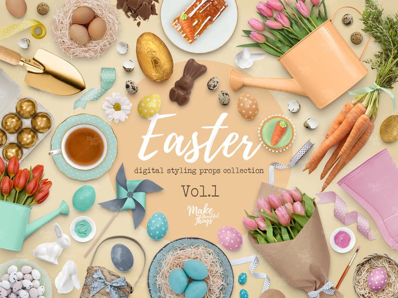 Easter Scene Creator