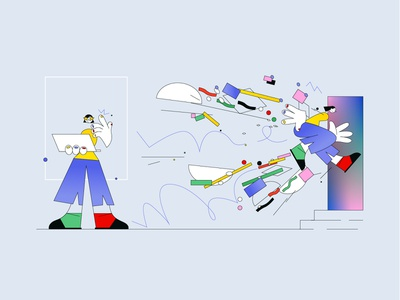 Ideas illustration dribbble drawing digital illustration digitalart art concept design