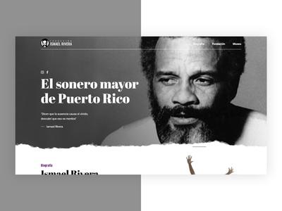 Ismael Rivera Web Design