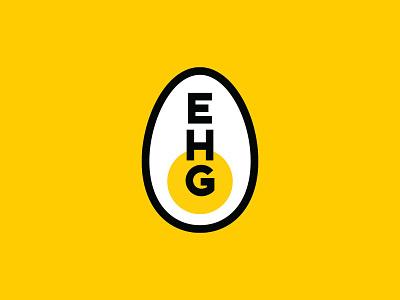 EggHaus Gourmet Logo branding eggs egghaus design photoshop illustrator logodesign logotype logo design logo