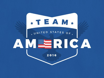 Team USA Graphic bier team flag eagle america photoshop illustration