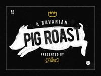 Bavarian Pig Roast