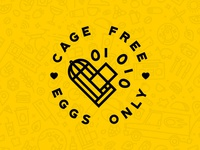 EggHaus Icons - Cage Free Eggs