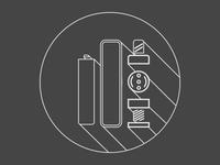 New icon set (WIP)