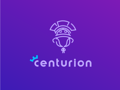 centurion2 typography logo vector design digital illustration illustration illustration art digital 2d image digital art