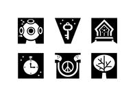 Icons - 2