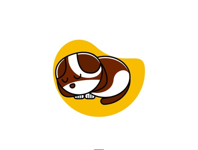 Sleep well mascot design mascot logo vector branding art logo design illustration