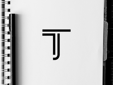 T + J Monogram